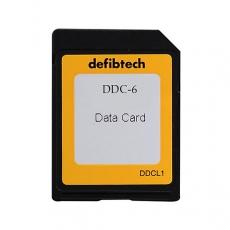 Datenspeicherkarte DDC-6 zum Aufzeichnen von EKG Daten