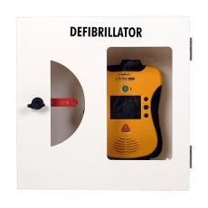 Lifeline AED Wandschrank weiß, verschließbar